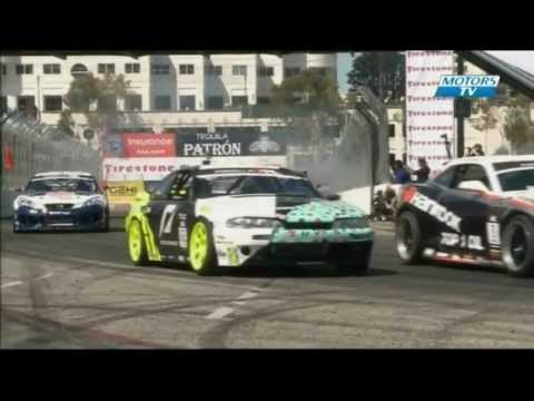 Formula Drift 2011 - Long Beach (Part 1)