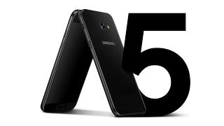 Обзор Samsung Galaxy A5 2017