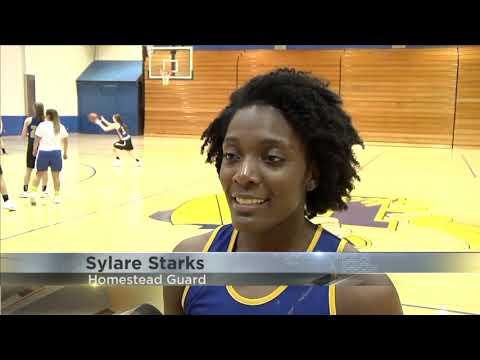 Sylare Starks High School Highlights