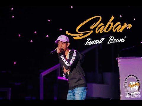 Sabar - Ismail Izzani (Convo 2017 - Session 5)