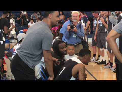 Isaiah Thomas' 'Zeke-End' weekend tips off at TCC