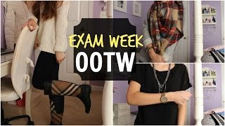 Exam Week OOTW Thumbnail