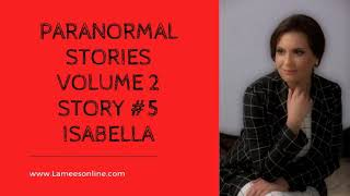 Story #5 Isabella By Lamees Alhassar