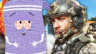 SOUTH PARK VOICE TROLLING ON CALL OF DUTY! (Towelie Voice Troll)