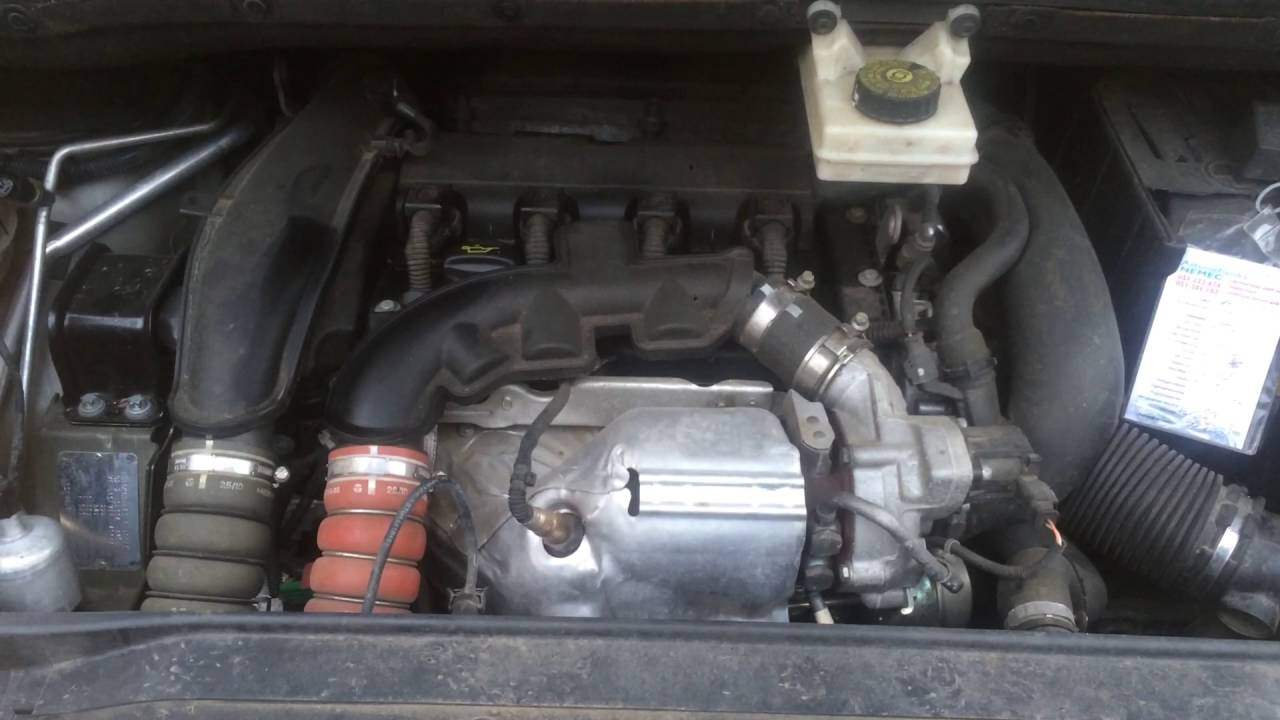 1.6 thp 155hp (2010) strange engine problem sound - youtube