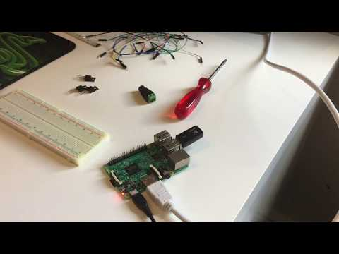 Raspberry Pi - LED Strip ansteuern Tutorial