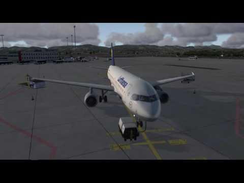 /Prepar3D/ LH1821/DLH1821 Palma de Mallorca LEPA/PMI TO Munich EDDM/MUC A320 VATSIM