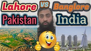 Pakistan React on Lahore Vs Bangalore (Bengaluru) | AS Reactions