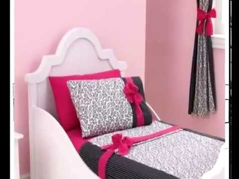 Bedroom Themes Toddler Bed For Girl Plus Pink Bedroom