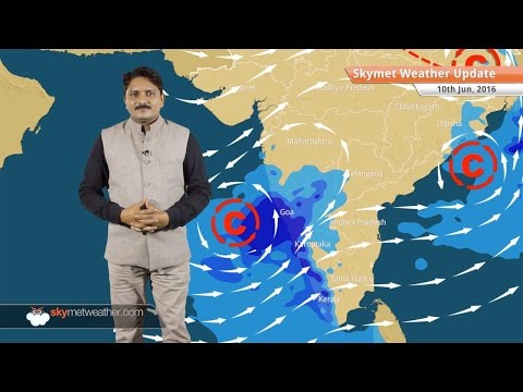 Weather Forecast for June 10: Rain in Delhi, Kolkata, heatwave to relent
