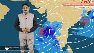 Weather Forecast for June 10: Rain in Delhi, Kolkata, heatwave to relent