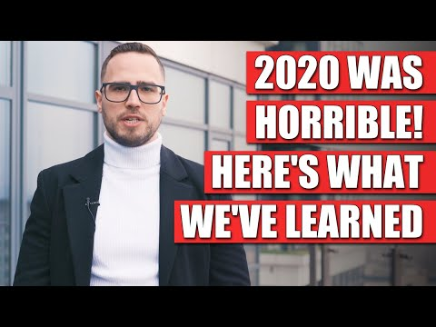 What HORRIBLE 2020 Has Taught Us
