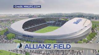 St. Paul Stadium Has New Name, Price Tag