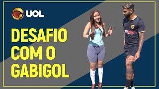 GABIGOL DÁ DICAS PARA SER UM ARTILHEIRO   LEVEL UP #12 COM LUANA MALUF