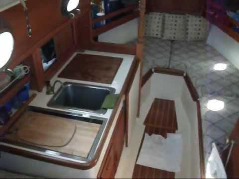 Alessandra the 20ft sailboat  YouTube