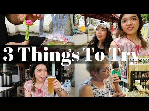 3 Things To Try At Craft Island : Koh Kret