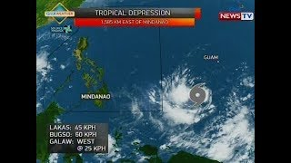 BT: Weather update as of 12:13 p.m. (Nov. 17, 2018)