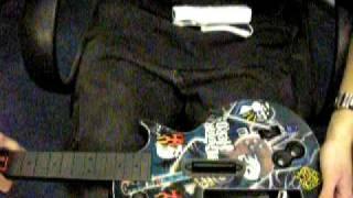 Guitar Hero Guitar sync Wii