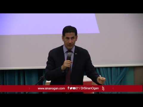 Sinan Oğan Hayırlı Anadolu Yürüyüşü Bursa Konuşması