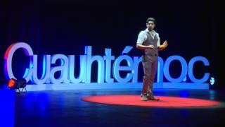 Y EL HOMBRE IMPRIMIÓ AL HOMBRE (EN 3D).   Zaíd Badwan Peralta   TEDxCuauhtémoc