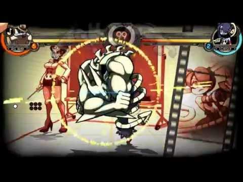 Skullgirls Encore - Big Band Parrying Supers