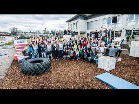 Union Freerunning Academy // Grand Opening