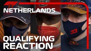 Drivers React After First Zandvoort Qualifying | 2021 Dutch Grand Prix