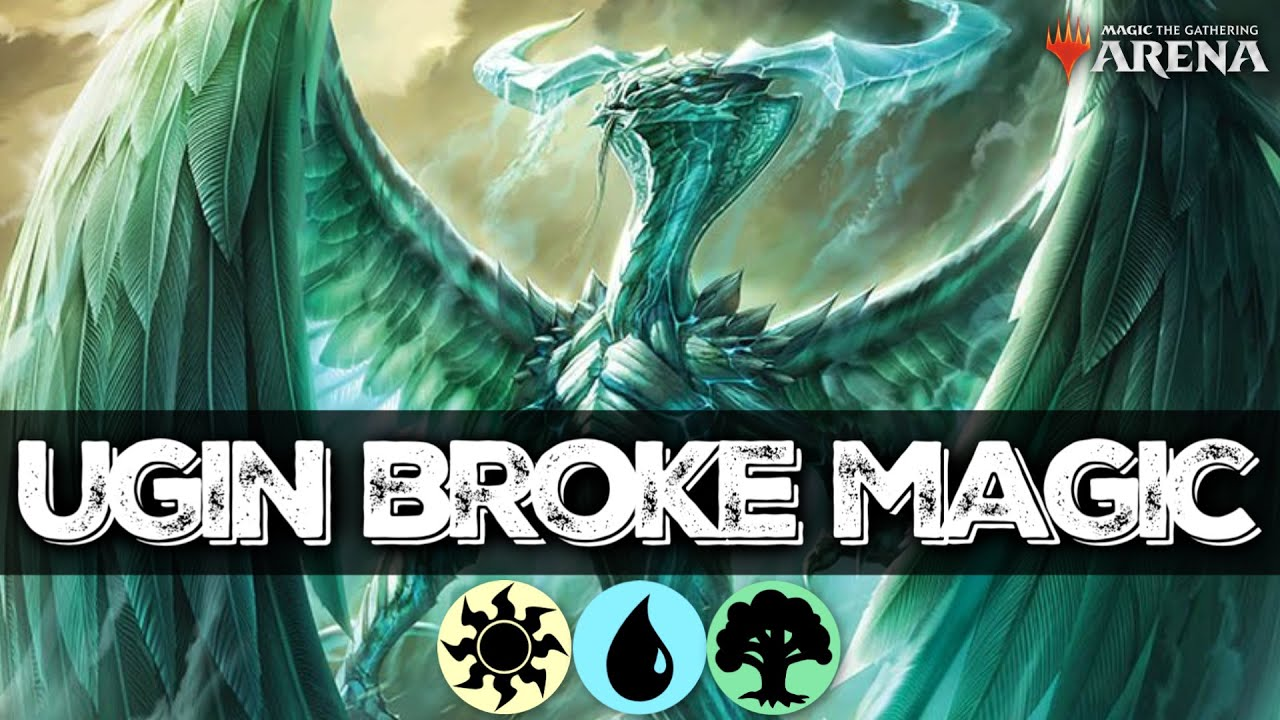 RANKING UP QUICK with 82% WIN-RATE BANT RAMP | MTG Arena M21 Deck