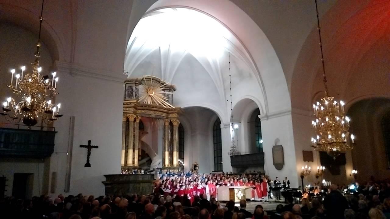 konsert kyrka stockholm