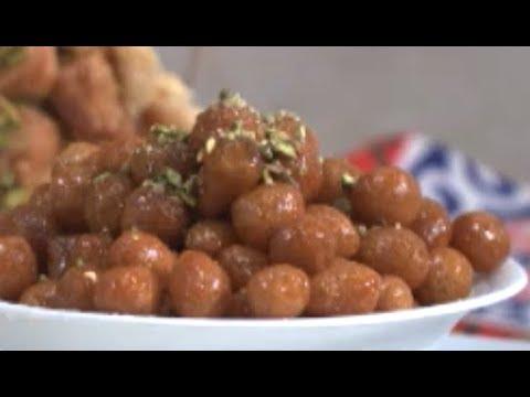 زلابية بالقهوه وصينيه الاورك المحشيه للشيف محمد حامد | المطعم PNC FOOD