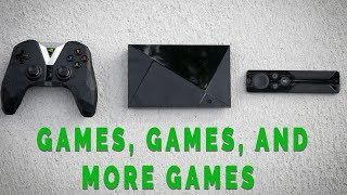 The Only Gaming Box You Need | NVIDIA SHIELD TV 2017