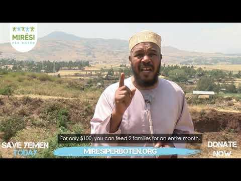 Donate for Yemen | Sheikh. Bilal Philips - Save The People Of Yemen