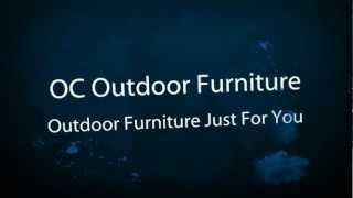 Orange County Outdoor Furniture Store