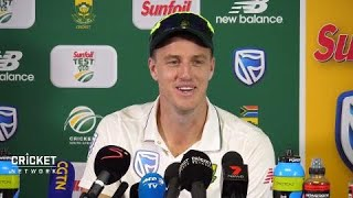 Morkel pushes through the pain in Test swansong