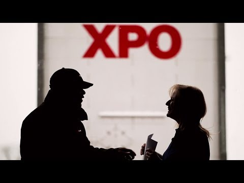 XPO Logistics - Let's Move the World Forward