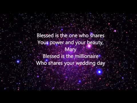 Danny Wilson Mary's Prayer lyrics