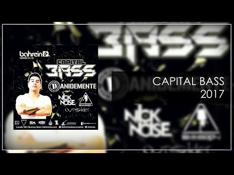 Capital Bass 2017 | Warm-Up Mix [DOWNLOAD NOW!]