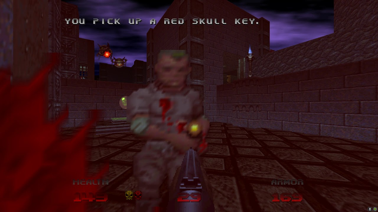 Doom 64 - Lost Levels: (Map 36) Cold Grounds - 100% Kills / Items ...