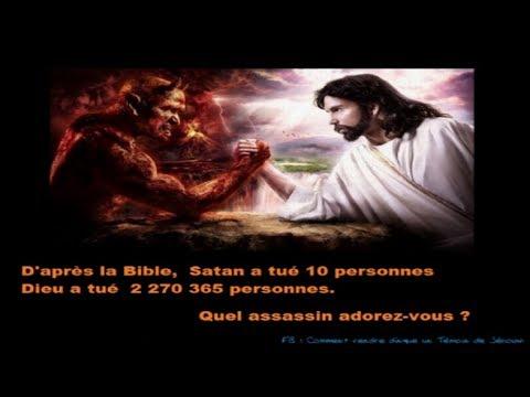 la colère de Dieu avec {DOCU D de Canal D la Chaîne Canadienne}