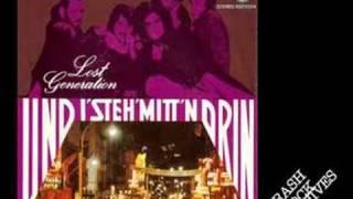 15. LOST GENERATION - Hau di am Dampfer Zwutschkerl (1970)