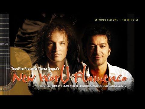 New World Flamenco - Introduction - Tierra Negra