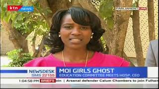 The Ghost of Nairobi's Moi Girls High School returns