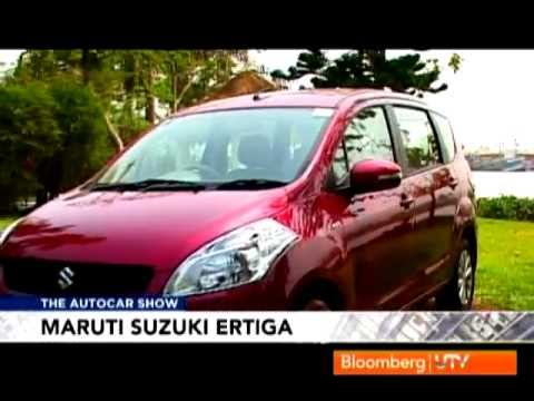 Maruti Ertiga review by Autocar India
