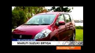 Maruti Ertiga review by Autocar India