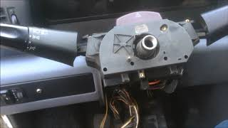 мерседес Спринтер д208 / Mersedes Sprinter D208 Замена крестовины рулевого карданчика