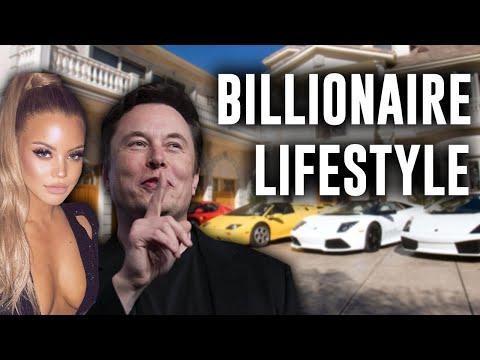 Elon Musk Billionaire Lifestyle | Luxury Life