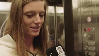 Weltklasse Zürich Elevator Studio Part 5 - Léa Sprunger