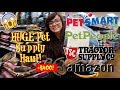 HUGE PET HAUL! ($400+) | WHAT I BUY IN A MONTH