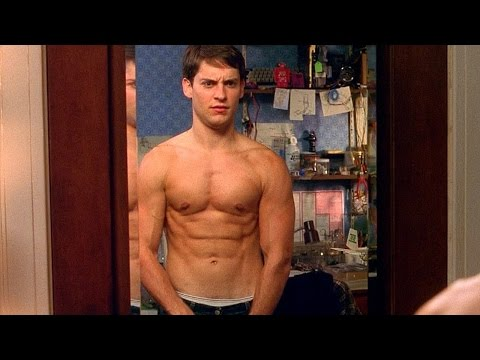 "Peter Parker Gets His Powers - ""Big Change"" - Transformation Scene - Spider-Man (2002) Movie CLIP HD"