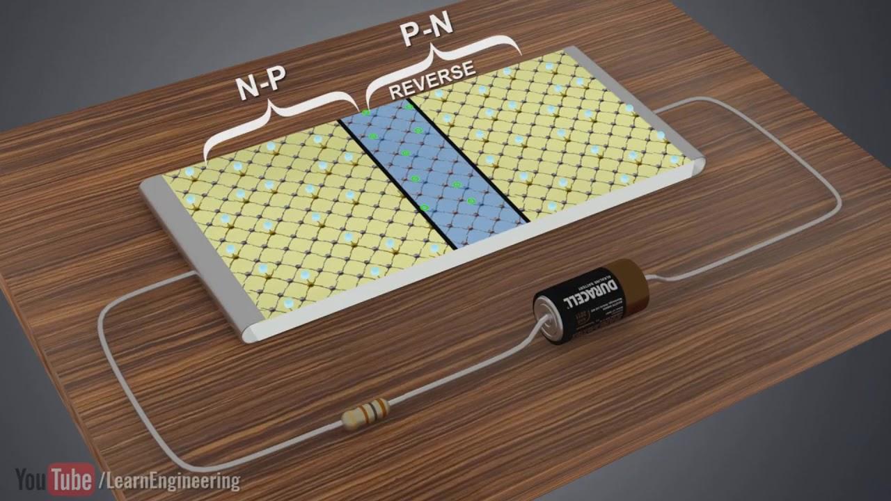 Транзистор. Как он работает?